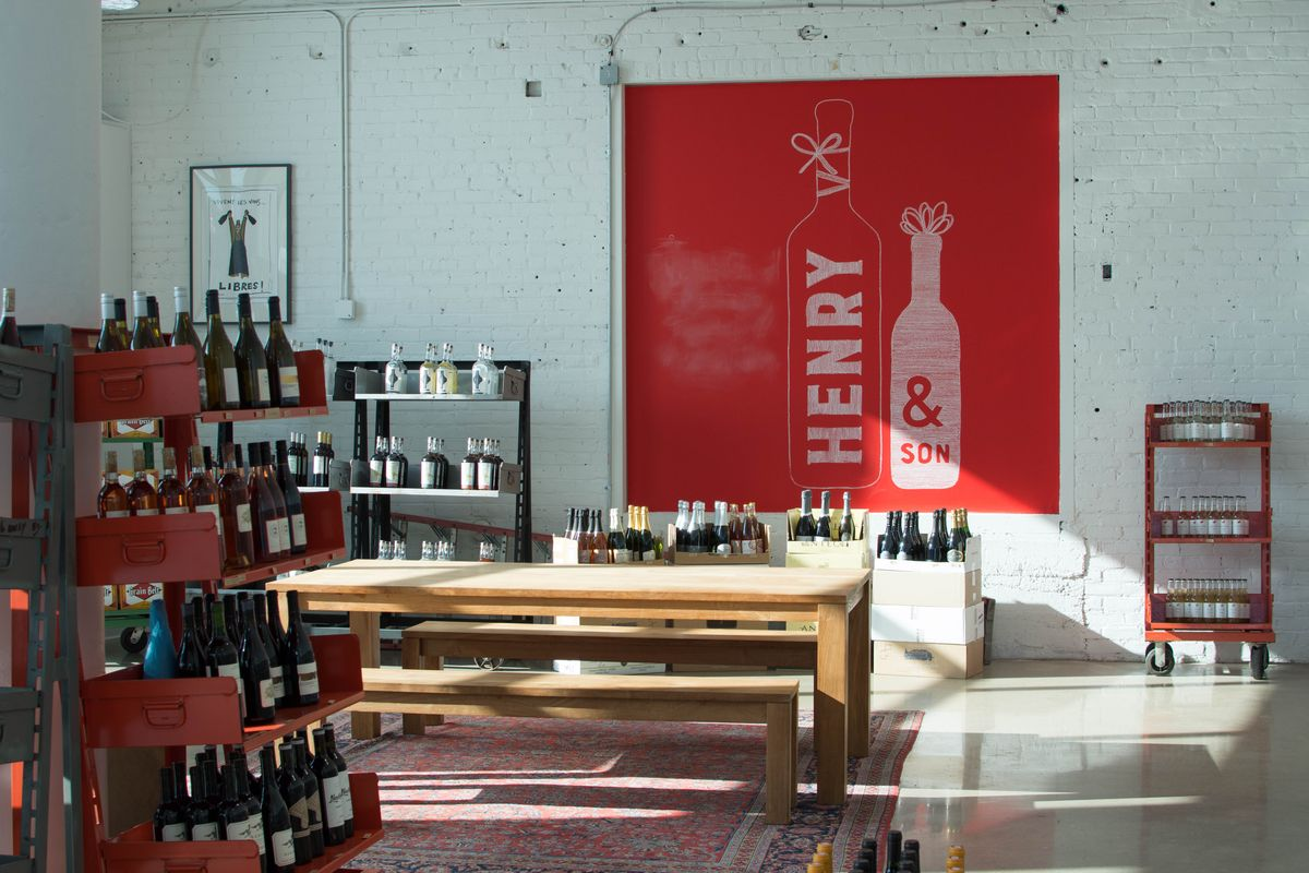 From Grain and Grape to Glass: Henry & Son Isn't Your Average Liquor Shop