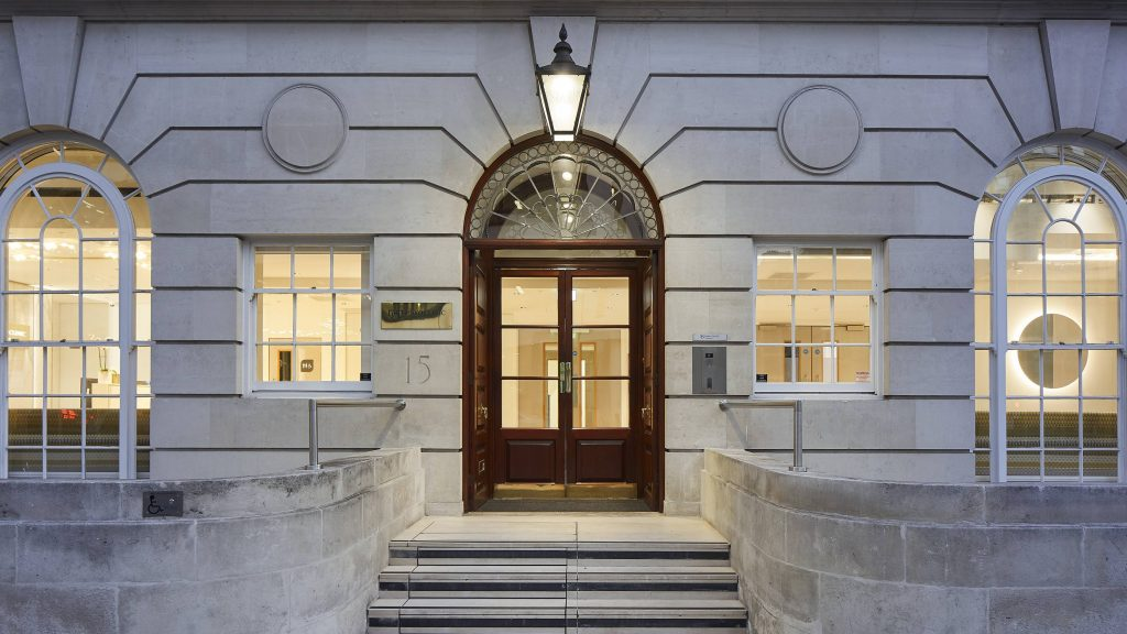 Exterior image of Mayo Clinic Healthcare in London